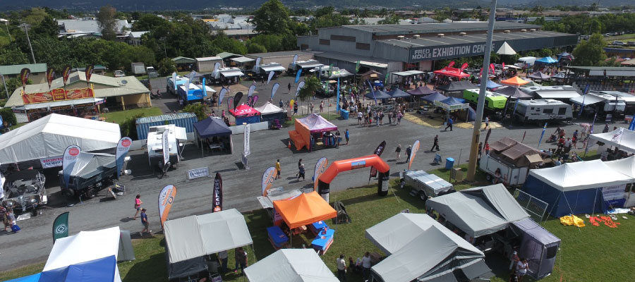 Plan Your Day at the Cairns Expo